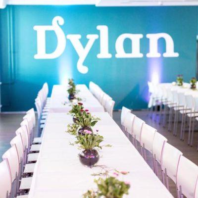 Dylan Milk juhlatila helsinki